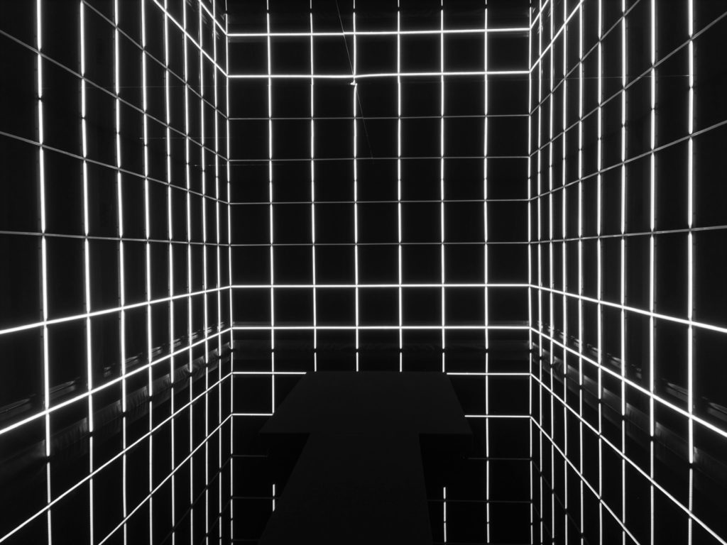 Light High by Light Artist Jacqueline Hen, Winner of the International Light Award 2019